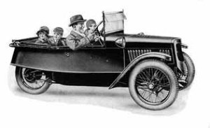 Morgan Family Runabout